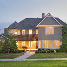 Traditional  by Dungan Nequette Architects