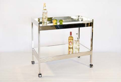 Bar Carts by Worlds Away