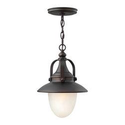 Hinkley Lighting - Hinkley Lighting 2082SB Pembrook Spanish Bronze Outdoor Hanging Lantern - Hinkley Lighting 2082SB Pembrook Spanish Bronze Outdoor Lantern