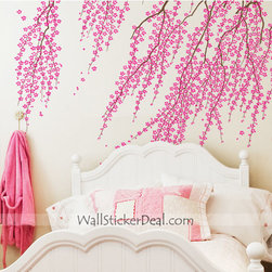 Flower Wall Stickers -