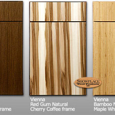 Contemporary Kitchen Cabinetry by Showplace Wood Products