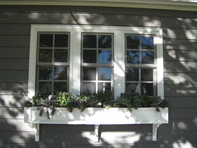 Traditional  by Bluestem Construction