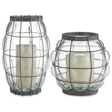 Contemporary Outdoor Lighting by Williams-Sonoma