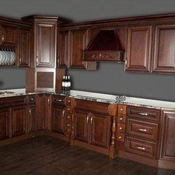 Cafe Noir Stain Kitchen Cabinetry: Find Kitchen Cabinets Online