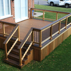 Contemporary  by Patio Deck-Art