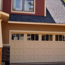 Traditional Garage Doors And Openers by Showroom Partners