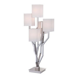 Kovacs - Kovacs P1605-613 5 Light Accent Table Lamp Portables Collection - Five Light Accent Table Lamp from the Portables CollectionFeatures: