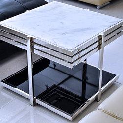 Teano II Modern End Table -