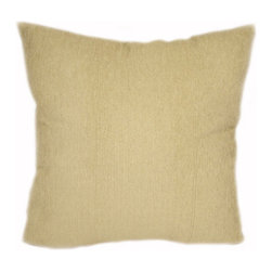 American Mills - Charley 24-Inch Floor Pillow - -Update your home decor with this decoratively functional floor pillow.  Comfortable pillow is ideal for floor, sofa or bed.  Spot Clean Only.  Made in USA. American Mills - 36964.106