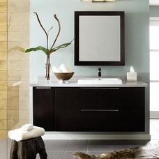 Modern Bathroom Vanities And Sink Consoles by MasterBrand Cabinets, Inc.