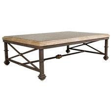 Mediterranean Coffee Tables by Gilani Furniture Inc