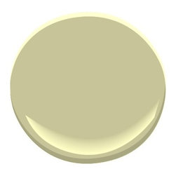 Grasshopper AF-415 Paint - Benjamin Moore grasshopper Paint Color -