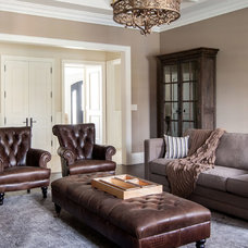 Traditional Living Room by Biondi Decor