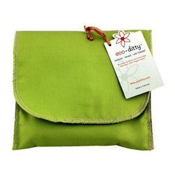 Eco Ditty - Eco Ditty wich Ditty Sandwich Bag , Sp Green - The leaves of the trees are what makes sp so green, so do your part to protect them and keep the trees greener with the help of the Eco Ditty wich Ditty Sp Green Sandwich Bag! A great way to cut down on lunchroom waste, the sandwich Bag is fashion