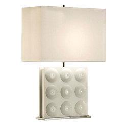 Nova Lighting - Nova Lighting Trudy Standing Contemporary Table Lamp X-08711 - Nova Lighting Trudy Standing Contemporary Table Lamp X-08711