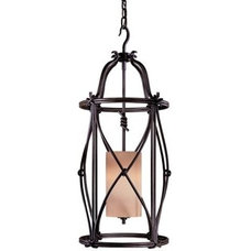 Pendant Lighting Aspen II Mini Foyer Pendant by Minka-Lavery