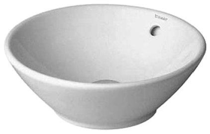 Contemporary Bathroom Sinks by Duravit