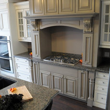 Traditional Kitchen by Donna Alexander