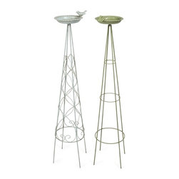 IMAX CORPORATION - Umbria Bird Feeder Garden Stake - Ast 2 - Umbria Bird Feeder Garden Stake - Ast 2. Find home furnishings, decor, and accessories from Posh Urban Furnishings. Beautiful, stylish furniture and decor that will brighten your home instantly. Shop modern, traditional, vintage, and world designs.