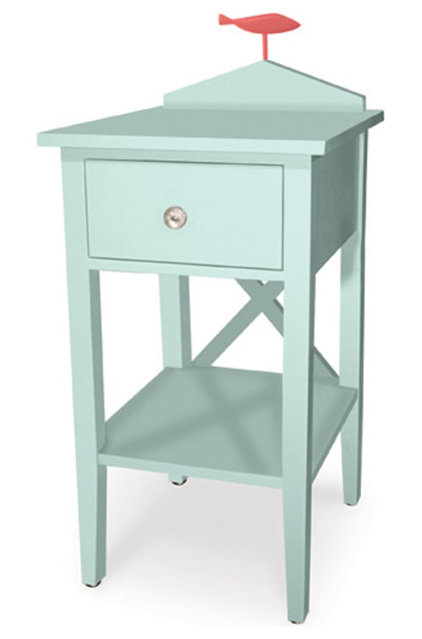 Eclectic Nightstands And Bedside Tables by Cottage & Bungalow