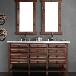 "60"" Tacoma Double Sink Vanity -"