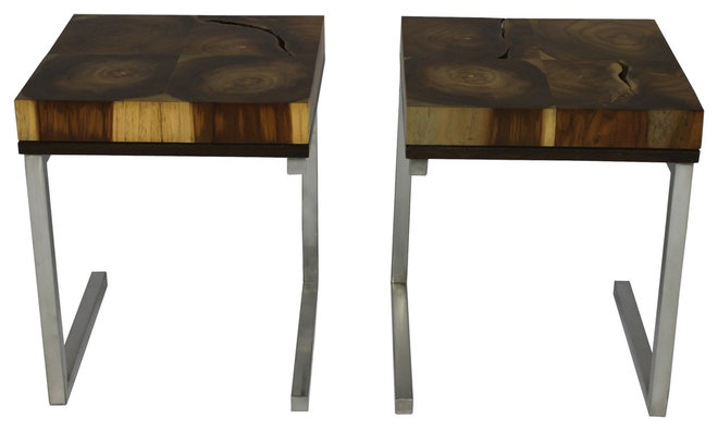 Modern Side Tables And End Tables by Rotsen Furniture