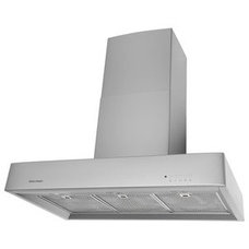Contemporary Range Hoods And Vents by Universal Appliance and Kitchen Center