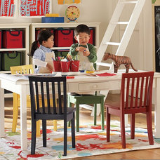 Traditional Kids Tables And Chairs by Pottery Barn Kids
