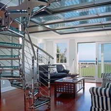 Modern Staircase by Flagg Coastal Homes