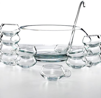 Contemporary Punch Bowls by Macy's
