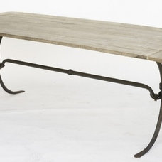 Dining Tables by Tokens of Living