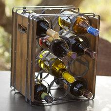 Contemporary Wine Racks by Pottery Barn