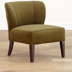 contemporary armchairs by World Market