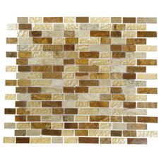 Contemporary Tile by Glass Tile Store