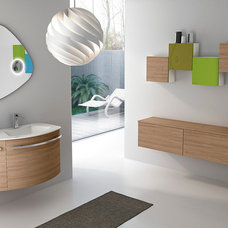 Modern Bath Products by European Cabinets & Design Studios