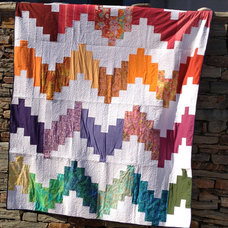 Modern Quilts And Quilt Sets by Etsy
