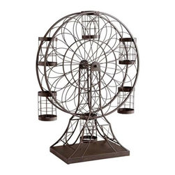 Ferris Wheel Wine Holder - Ferris Wheel Wine Holder
