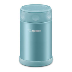 Zojirushi Stainless Steel Food Jar - The Zojirushi food jar is the best way to keep your salad cold if you don't have quick access to a fridge when taking a salad on the go.