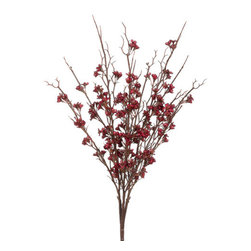Silk Plants Direct - Silk Plants Direct Blossom Bush (Pack of 12) - Silk Plants Direct specializes in manufacturing, design and supply of the most life-like, premium quality artificial plants, trees, flowers, arrangements, topiaries and containers for home, office and commercial use. Our Blossom Bush includes the following: