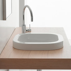 Contemporary Bathroom Sinks by TheBathOutlet