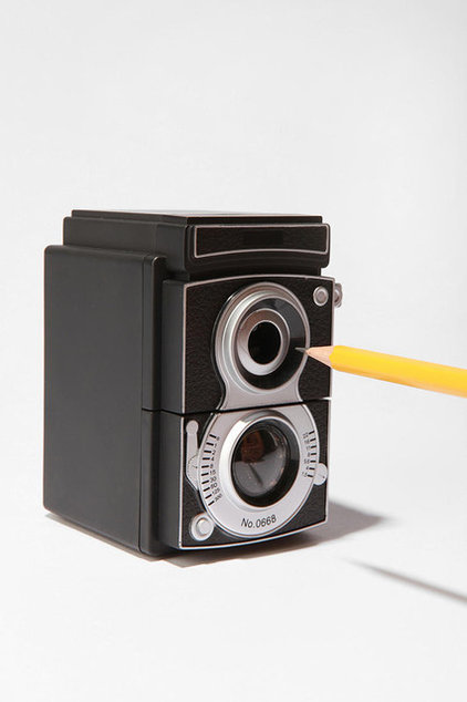 artwork Urban Outfitters Camera Pencil Sharpener