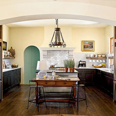 Traditional Kitchen by Latera Architectural Surfaces / Dorado Stone