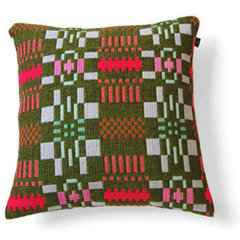 eclectic pillows by The Future Perfect