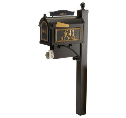Traditional Mailboxes by Ballard Designs