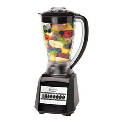 BETTY CROCKER - Betty Crocker BC-2356CB Blender with Plastic Jar - 500W motor