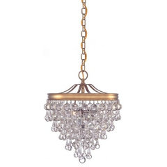 traditional pendant lighting by Hayneedle