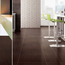 Contemporary Floor Tiles by World Class Tiles