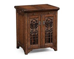 Jonathan Charles - New Jonathan Charles Wine Cabinet Dark Brown - Product Details