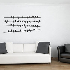 contemporary decals by Not on the High Street
