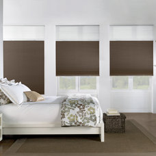 traditional cellular shades by Bali